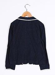 Veste chic / Blazer bleu BELLEROSE pour fille seconde vue