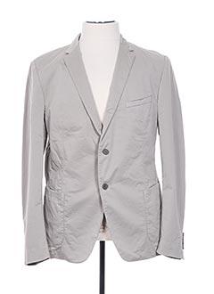 Veste casual gris STRELLSON pour homme