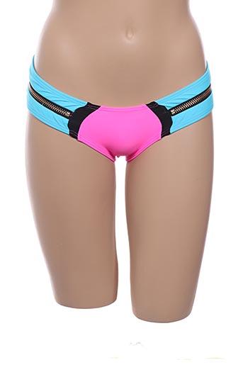 Bas de maillot de bain rose BEACH BUNNY pour femme