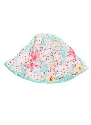 Chapeau rose CHIPIE pour fille