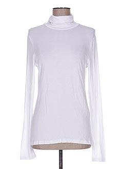 Sous-pull blanc VILA pour femme