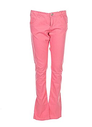 Jeans coupe slim rose NAME IT pour fille