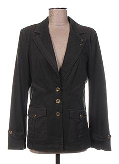 Veste chic / Blazer vert BLEU DE SYM pour femme