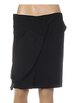 Jupe courte noir BLEU BLANC ROUGE pour femme