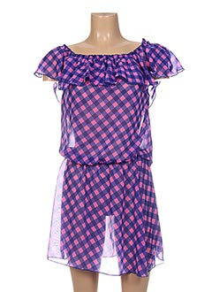 Nuisette/combinette violet ANTIGEL pour femme