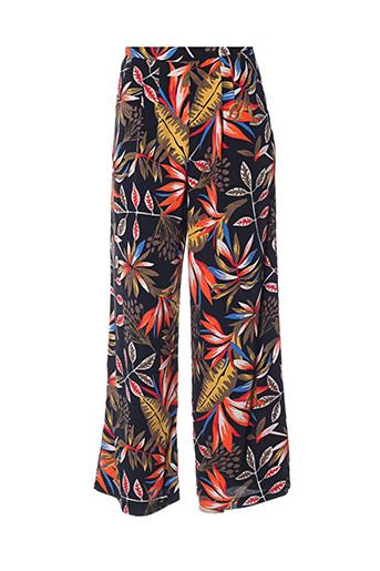 Pantalon casual noir BELCCI pour femme