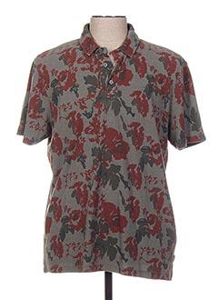 Tee shirt homme Lee Cooper 100/% coton  col v blanc