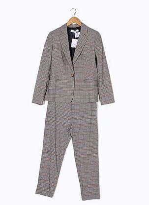 Veste/pantalon bleu BRUNO SAINT HILAIRE pour femme