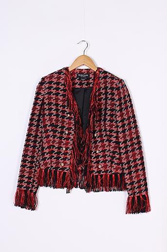 Veste chic / Blazer rouge MARCIANO pour femme