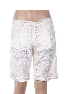 Produit-Shorts / Bermudas-Femme-ELISA CAVALETTI