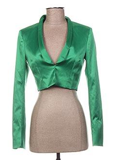 Boléro vert MARCIANO pour femme