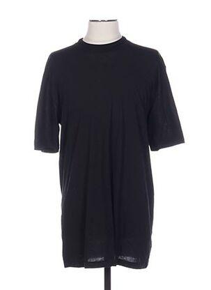 T-shirt manches courtes noir CERRUTI 1881 pour homme