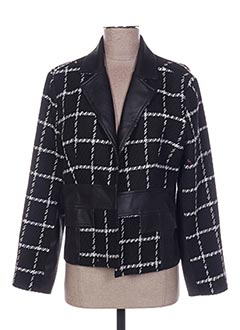 Veste chic / Blazer noir MULTIPLES pour femme