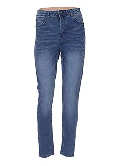 Jeans skinny bleu FIFTY pour femme