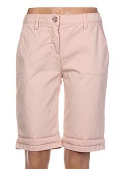 Produit-Shorts / Bermudas-Femme-ANANKE