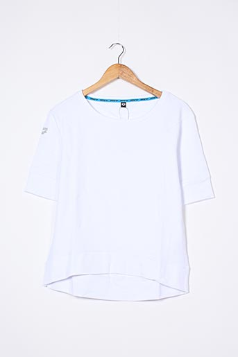 T-shirt manches courtes blanc ARENA pour femme