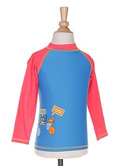 Haut de maillot de bain bleu ARENA pour fille