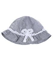 Chapeau gris ABSORBA pour fille seconde vue