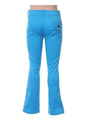 Pantalon casual bleu CATIMINI pour garçon seconde vue