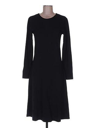 Robe mi-longue noir FILIPPA K pour femme
