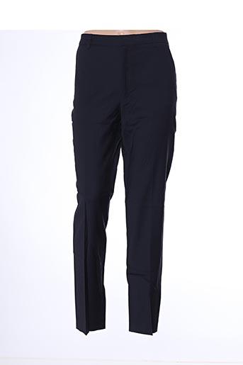 Pantalon casual bleu FILIPA pour femme