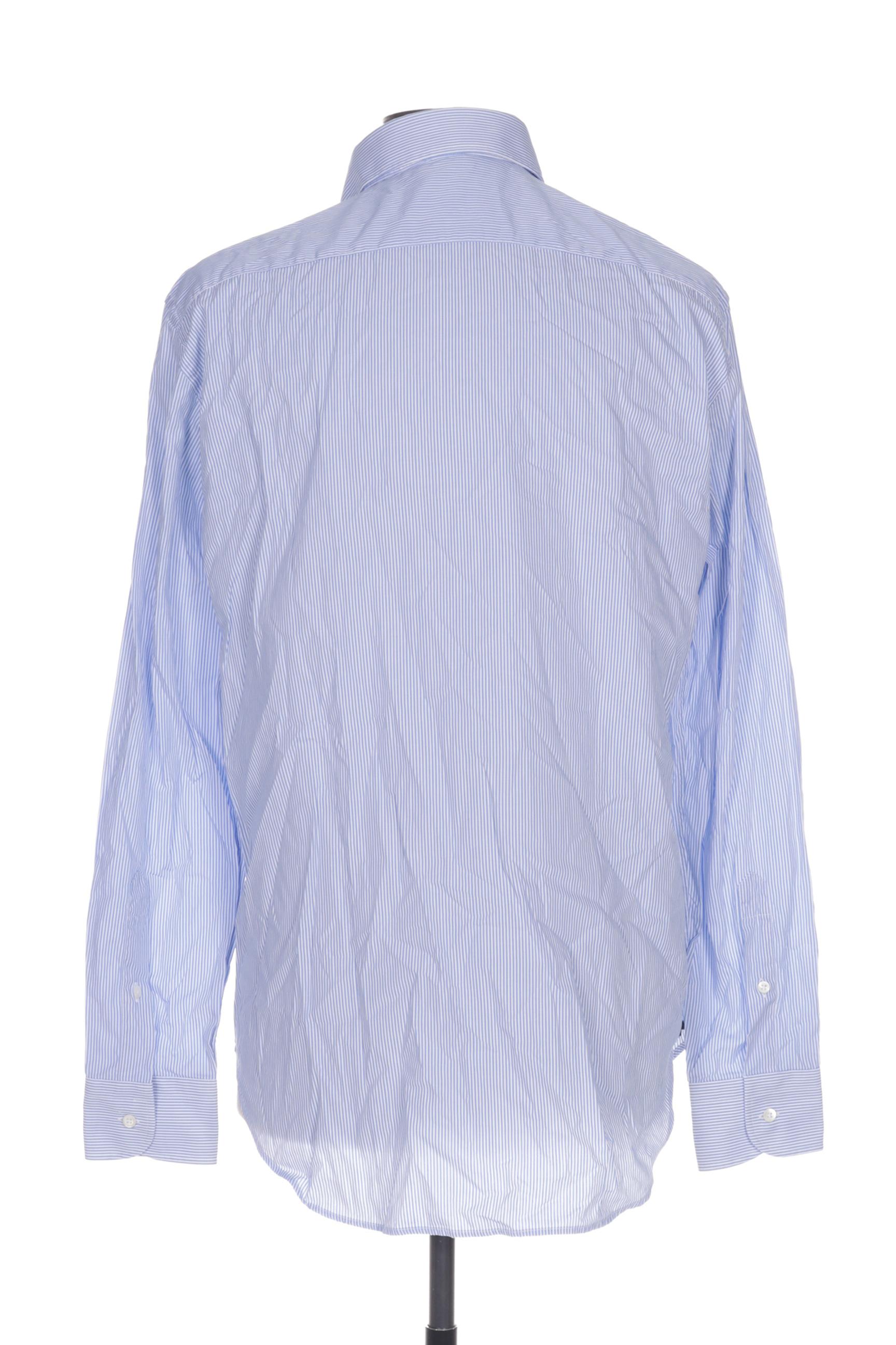 Breuer Manches Longues Homme De Couleur Bleu En Soldes Pas Cher 1388153-bleu00