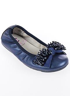 Ballerines bleu CIAO pour fille