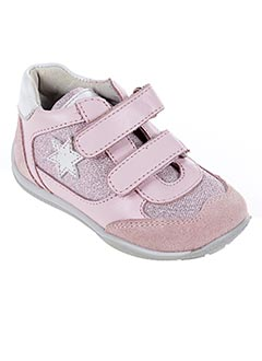 Baskets rose CIAO pour fille