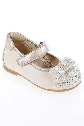 Ballerines beige CIAO pour fille