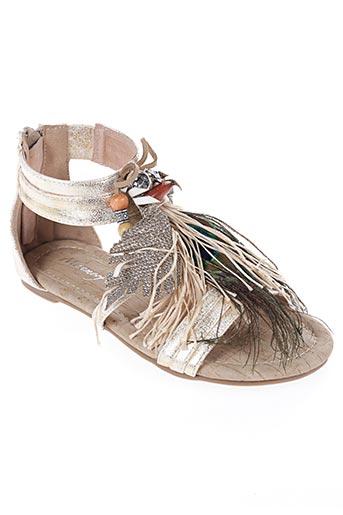 Sandales/Nu pieds rose COC'TAIL pour fille