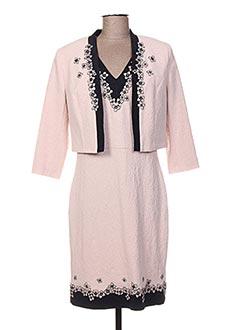 Veste/robe rose LINEA RAFFAELLI pour femme