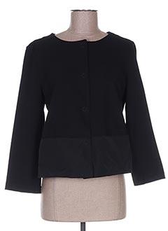 Veste chic / Blazer noir FLIRT pour femme
