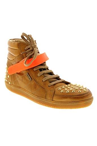 Baskets marron BEE.FLY pour femme