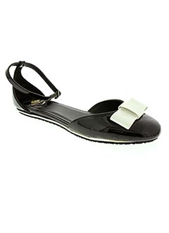Sandales/Nu pieds noir FORNARINA pour femme