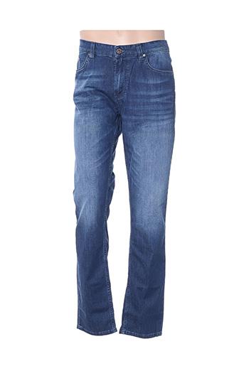 Jeans coupe slim bleu STRELLSON pour homme