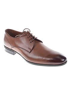 Derbies marron DOUCAL S pour homme