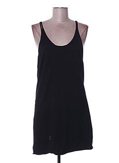 Robe courte noir DIABLESS pour femme