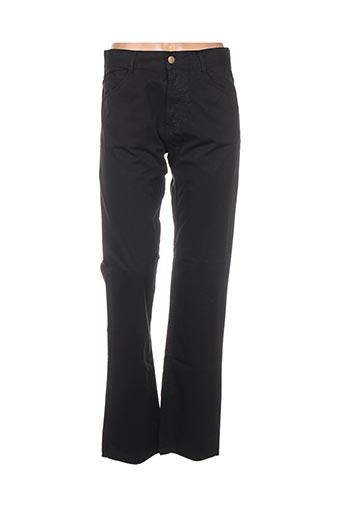 Pantalon casual noir ACQUAVERDE pour femme