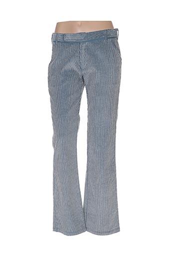 Pantalon casual bleu BAS BLEU pour femme
