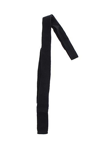 Cravate noir LES PETITES COLLECTIONS pour femme