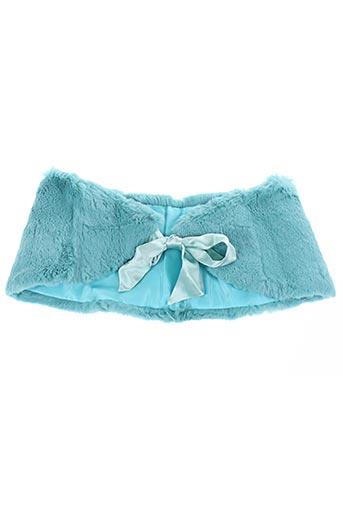 Echarpe bleu MAJE pour femme
