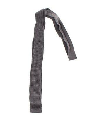 Cravate gris LES PETITES COLLECTIONS pour femme