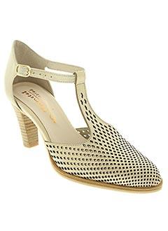 Escarpins beige ROSEMETAL pour femme