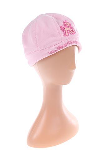 Bonnet rose MON PETIT PONEY pour fille