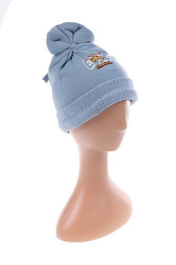Bonnet bleu COMPLICES pour garçon