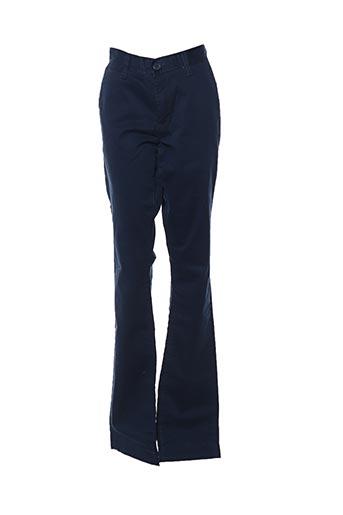Pantalon casual bleu TEDDY SMITH pour garçon