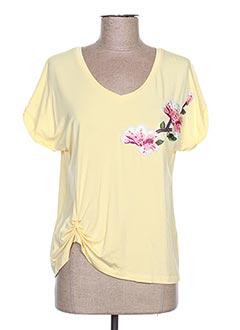 Produit-T-shirts-Femme-JULIE GUERLANDE