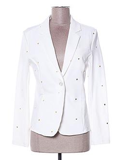 Veste chic / Blazer beige KATMAI pour femme