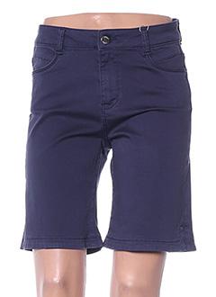 Produit-Shorts / Bermudas-Femme-DIANE LAURY