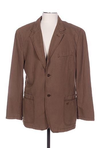 Veste casual marron CAMEL ACTIVE pour homme